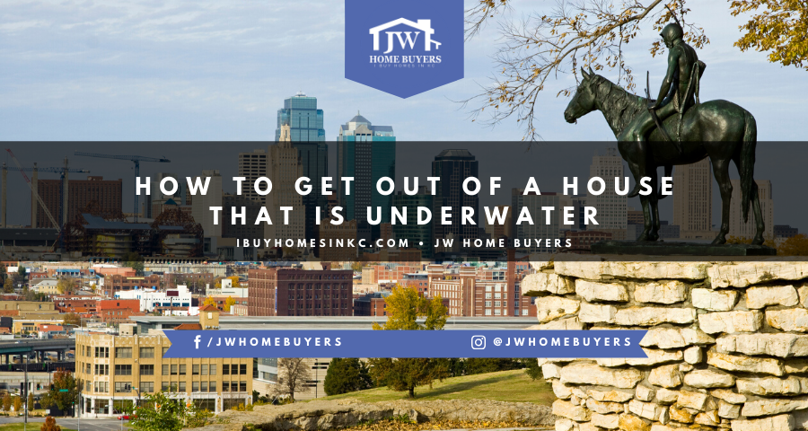 How to Get Out of a House That Is Underwater