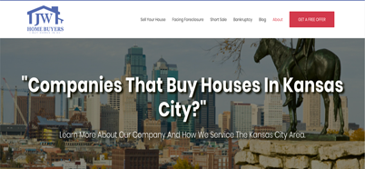 we buy houses in kansas city